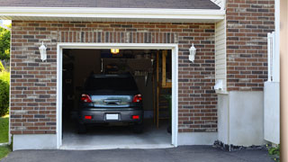 Garage Door Installation at Prestonwood North Dallas, Texas